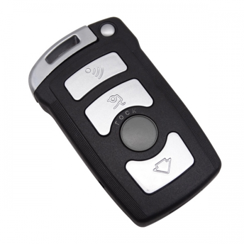 For Bmw 7 series remote key shell  (3 parts)