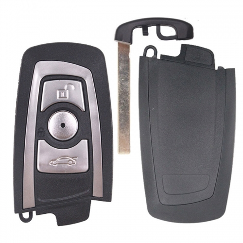 For BMW 3 button remote key case